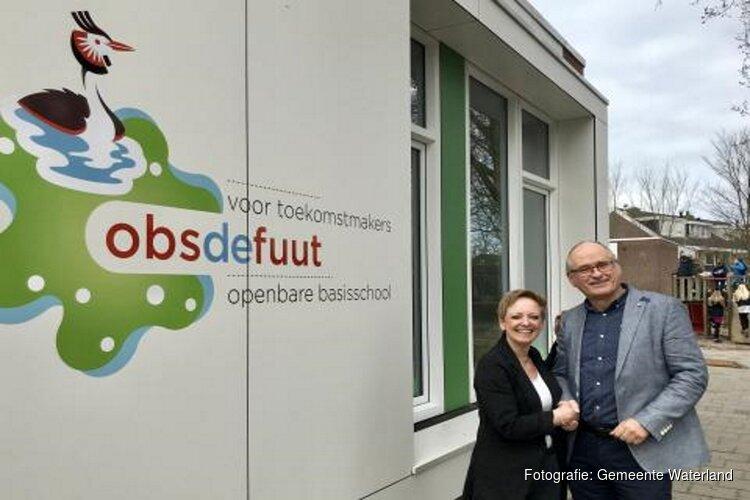 Basisschool De Fuut vernieuwd en toekomstbestendig