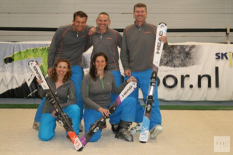 Guinness World Records Indoor Skiën in Landsmeer voor KWF kankerbestrijding