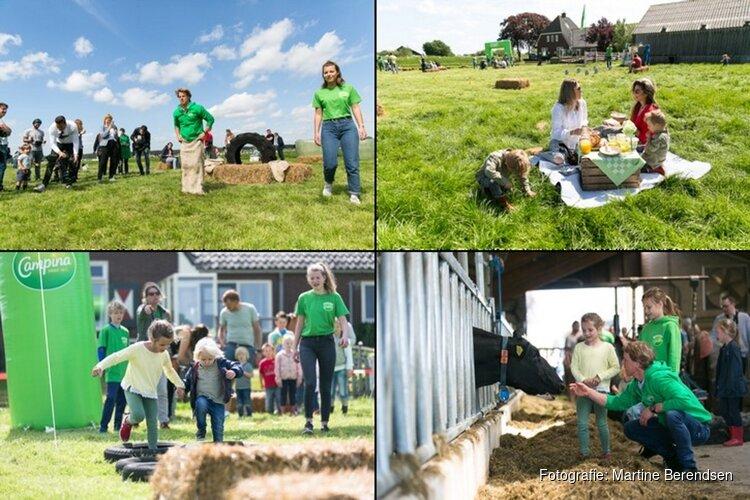 Proef het boerenleven op de Campina Open Boerderijdagen