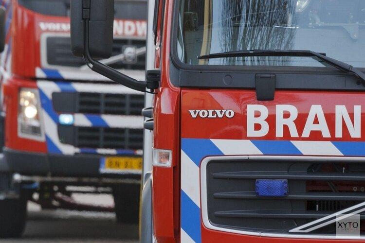 Veenbrand bij Ilpendam: omwonenden moeten ramen en deuren sluiten