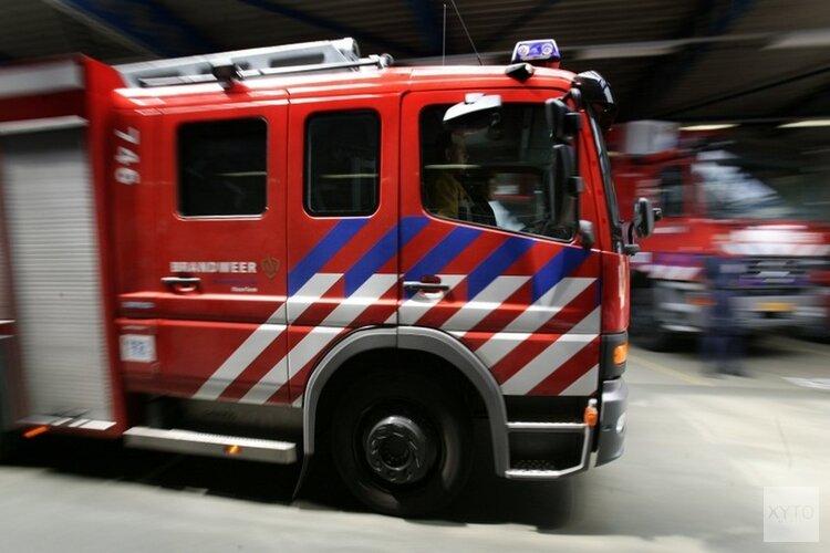 Uitslaande brand in vakantiewoning op recreatiepark in Uitdam geblust