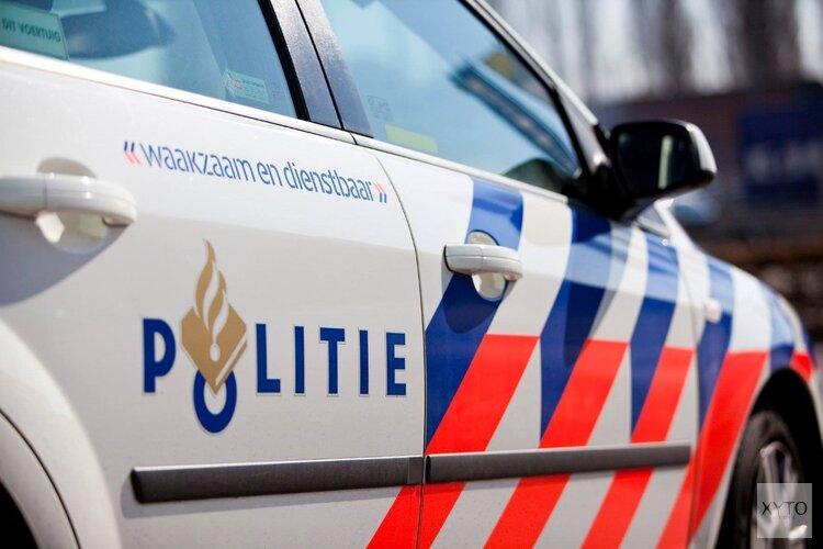 Inbrekers mishandelen bestuurder na ongeluk in Oostzaan
