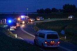 Automobiliste crasht met auto op Zeedijk