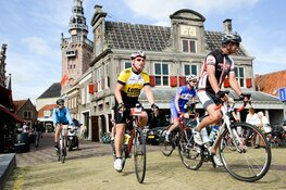 BinckBank Dam tot Dam FietsClassic door Edam, Volendam en Monnickendam