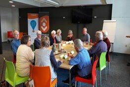 Studiekring 50+ trapt af met een infobijeenkomst in de Bibliotheek Landsmeer