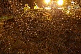 Bestuurder cabrio spoorloos na ongeval
