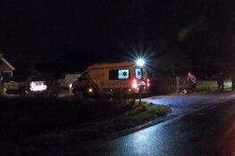 Kanaaldijk Landsmeer afgezet na ernstig ongeval