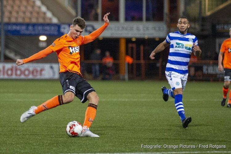 Volendam en De Graafschap sluiten 2019 af met vermakelijke puntendeling