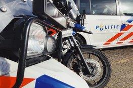 Inbrekers vluchten van Volendam naar Amsterdam: verdachte springt ijskoude water in