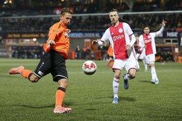 FC Volendam ruim langs Jong Ajax