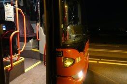 Fietser aangereden door lijnbus