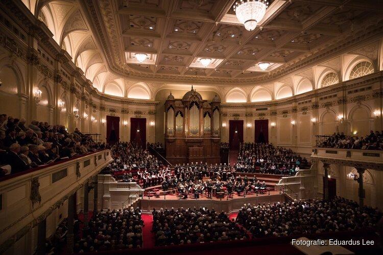 Matthäus-Passion vrijdag 3 april te zien via Facebook, YouTube en website Het Concertgebouw