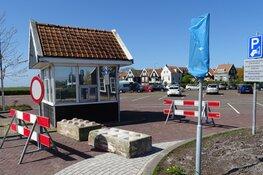 Gemeente Waterland sluit parkeerterreinen af en Marken is niet bereikbaar voor gemotoriseerd verkeer