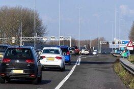 Groot onderhoud A10 Noord vervroegd: binnenring afgesloten tijdens Hemelvaart en de pinksterperiode