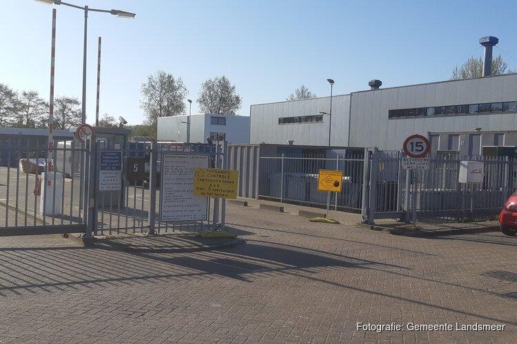Verruiming openingstijden gemeentewerf Landsmeer. Op weekdagen langer open
