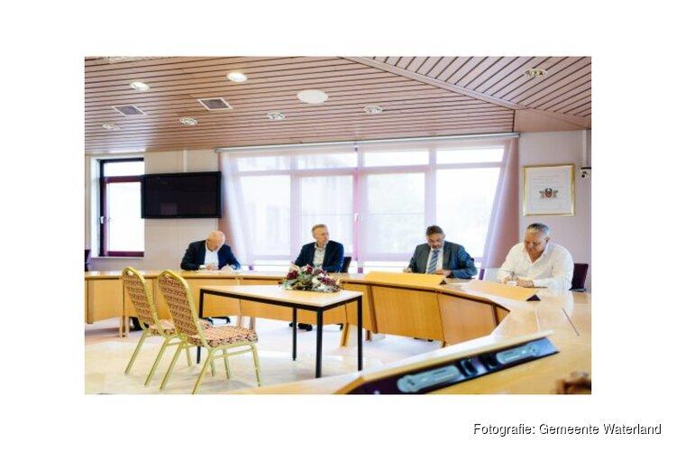 Philadelphia ondertekent intentieovereenkomst voor Galgeriet 17 juli 2020