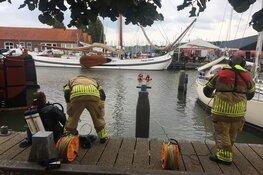 Vrouw die in water reed te Monnickendam is overleden