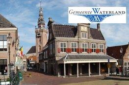 Gemeentewerf Waterland genomineerd voor Arie Keppler prijs
