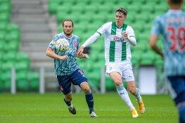 FC Groningen bezorgt pover Ajax eerste nederlaag