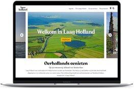 Bureau Toerisme Laag Holland presenteert vol trots de vernieuwde website