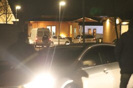 Grote politieactie in Monnickendam, arrestatieteam aanwezig