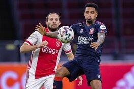 Ajax laat zich op pakjesavond verrassen door sterk FC Twente